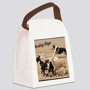 herdingcover Canvas Lunch Bag
