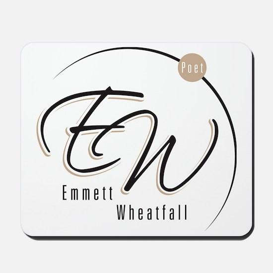 EW Logo Mousepad