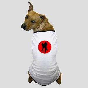 Red Moon Dancers Dog T-Shirt