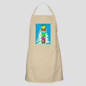 christmas dancer iphone copy Apron