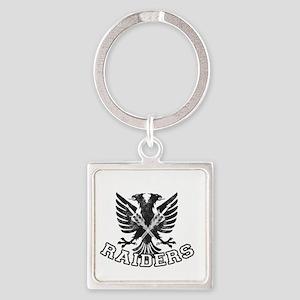 Elite Raiders Square Keychain