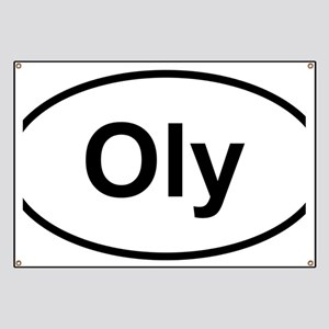 Oly Oval logo Banner
