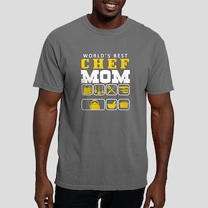 World's Best Chef Mom T Shirt T-Shirt