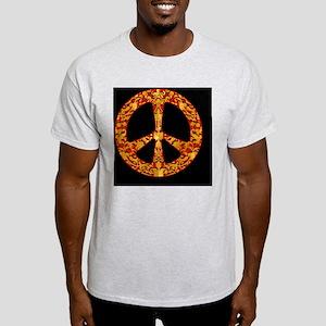 GoldLeafPeaceBp Light T-Shirt