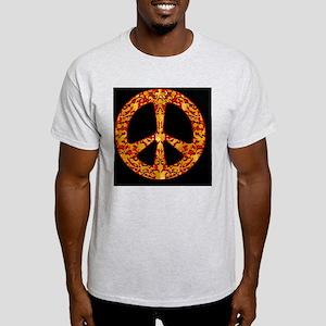 GoldleafPeaceBsq Light T-Shirt