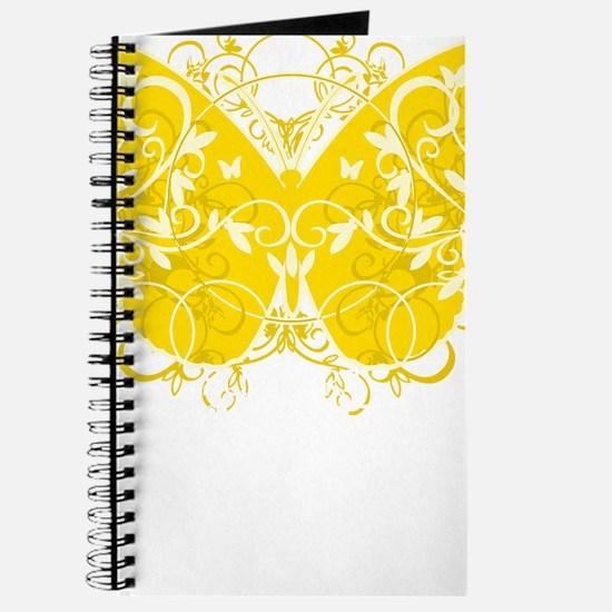 Bladder-Cancer-Butterfly-blk Journal