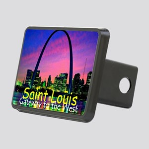 St Louis Rectangular Hitch Cover