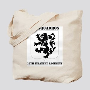 1-28TH IN RGT Tote Bag