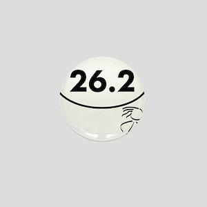 26 Oval w figure V2 Mini Button