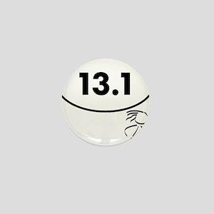 13 Oval w figure V2 Mini Button