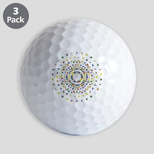 New E8 Golf Balls
