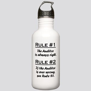Rule Auditor Stainless Water Bottle 1.0L