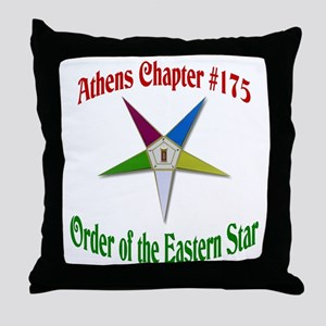 OES 175 Throw Pillow
