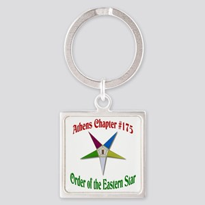 OES 175 Square Keychain