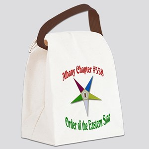 OES 558 Canvas Lunch Bag