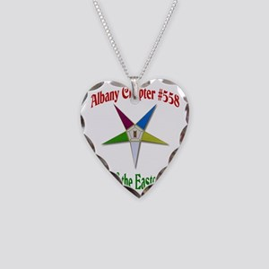 OES 558 Necklace Heart Charm
