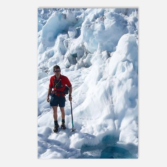 Franz Josef Glacier Postcards (Package of 8)