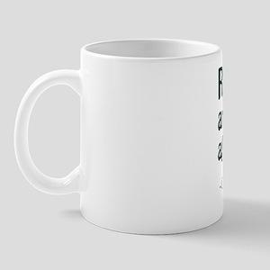 RunLikeHellSQUARE Mug