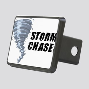 storm chaser1 Rectangular Hitch Cover