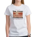 Congo Cookbook Women's T-Shirt