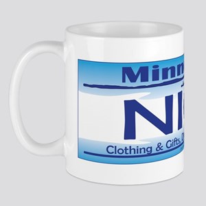 Lic Plate_logo Mug