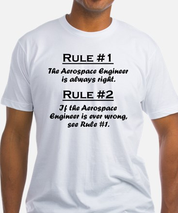 Rule Aerospace Engineer Shirt