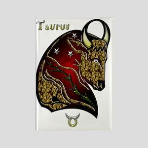 Taurus copy Rectangle Magnet