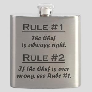 Rule Chef Flask