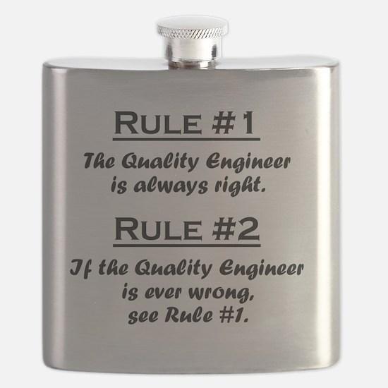 Rule Quality Engineer Flask