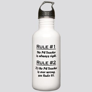 Rule PE Teacher Stainless Water Bottle 1.0L