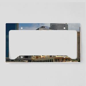 Sydney, Australia. Ferry Boat License Plate Holder