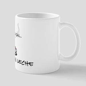 Raised on Café con Leche Mug