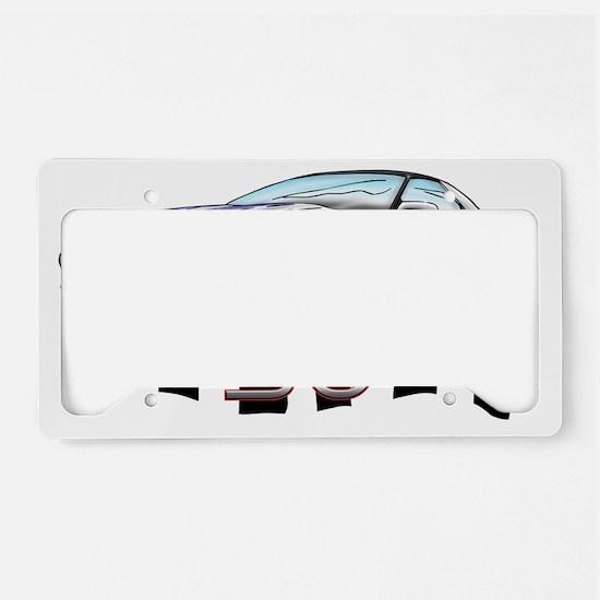 30thAnniv_TransAm License Plate Holder