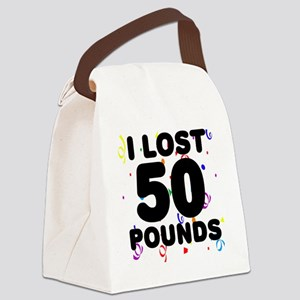 50Party Canvas Lunch Bag
