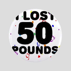 "50Party 3.5"" Button"