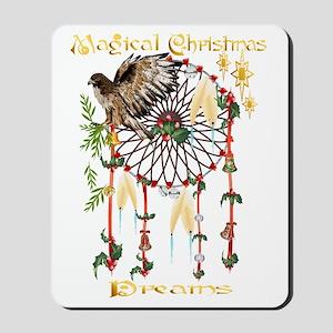 Magical Christmas Dreams Trans Mousepad