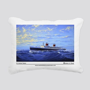 SSUSJamesAFloodCafepress Rectangular Canvas Pillow