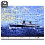 Ocean liner Puzzles