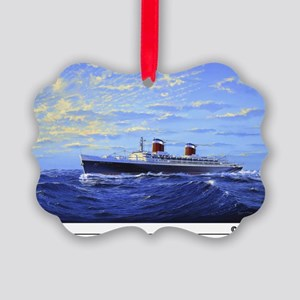 SSUSJamesAFloodCafepress Picture Ornament