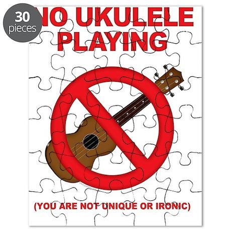 No_Ukelele Puzzle