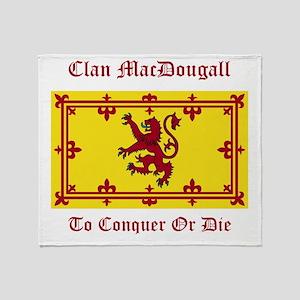 MacDougall Throw Blanket