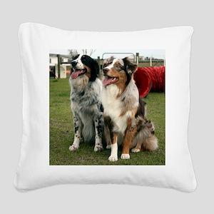 120 Square Canvas Pillow