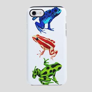 Dart Frogs iPhone 7 Tough Case