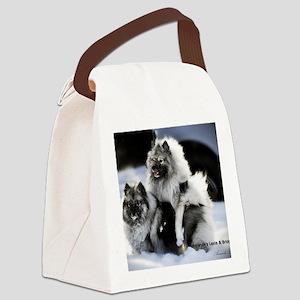 2 January Lexie and Bridget Canvas Lunch Bag