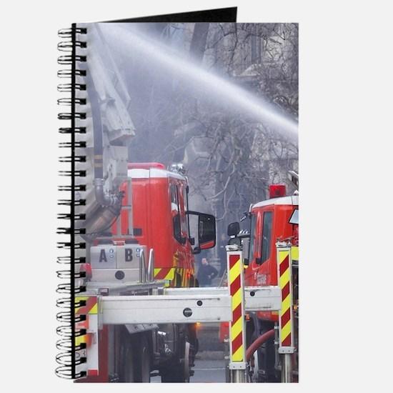 Firefighting, Dunedin, South Island, New Z Journal