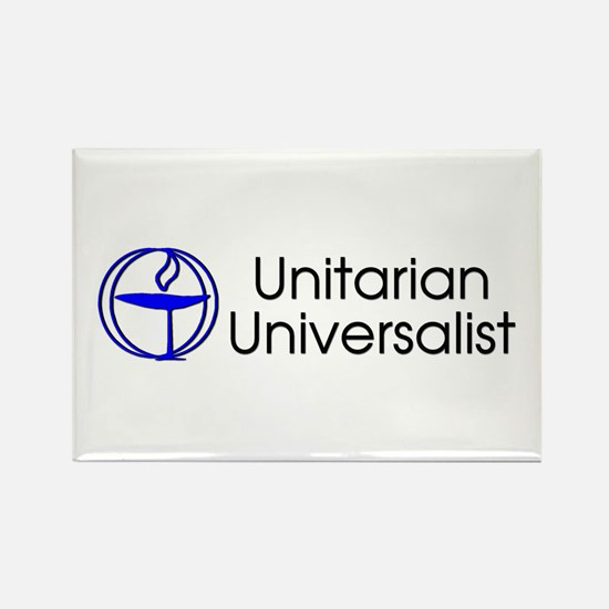 Unitarian Universalist Rectangle Magnet