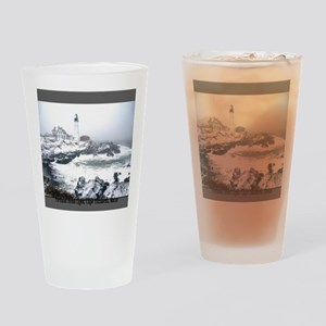 portlandheadlight Drinking Glass