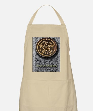 book of shadows 5x8_journal Apron