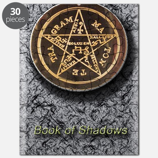 book of shadows 5x8_journal Puzzle
