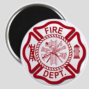 Fire Dept Magnet